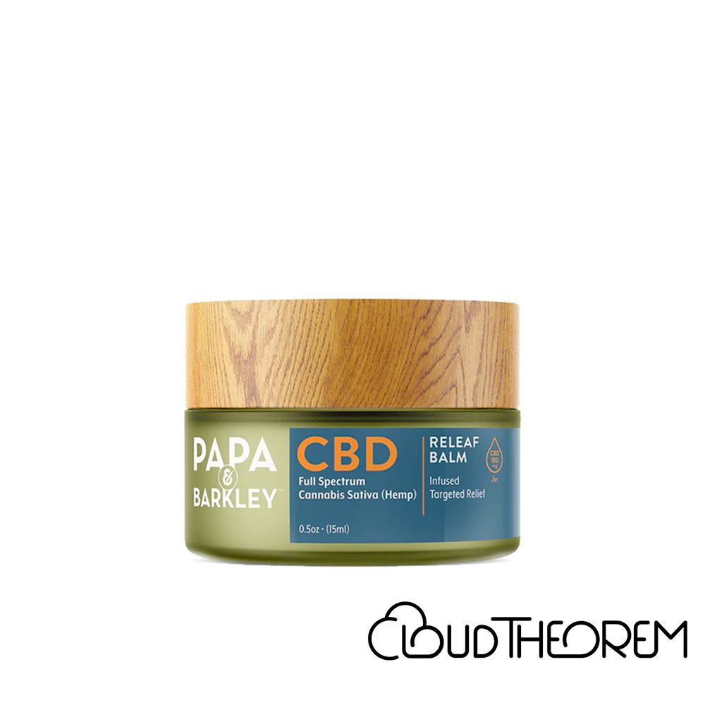 Papa & Barkley CBD Topical Releaf Balm Lab Report