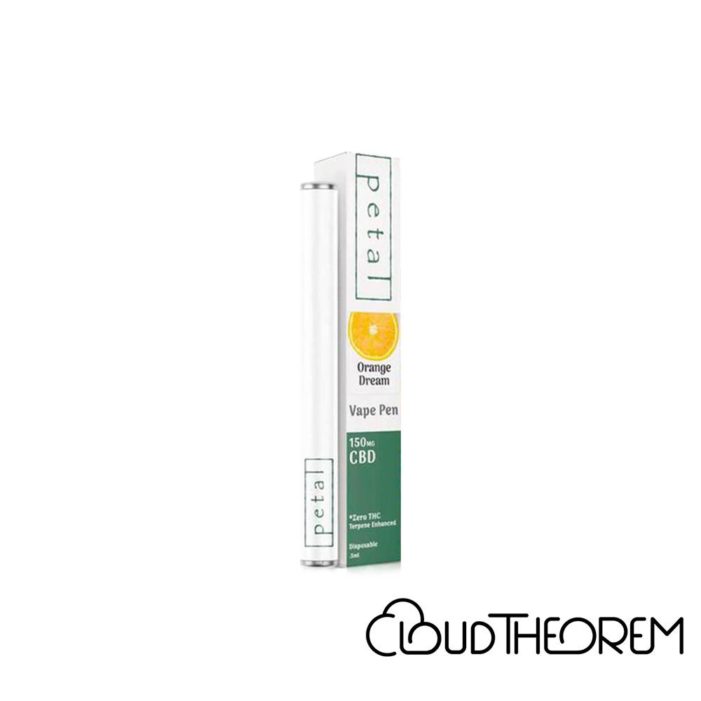 Petal CBD Disposable Vape Pen Orange Dream Lab Report