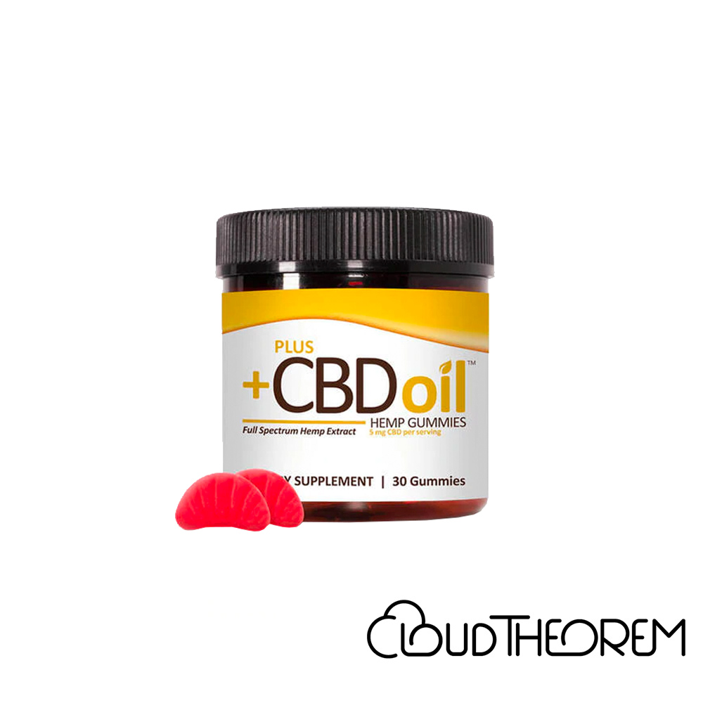PlusCBD Oil CBD Edible Cherry Mango Gummies Lab Report