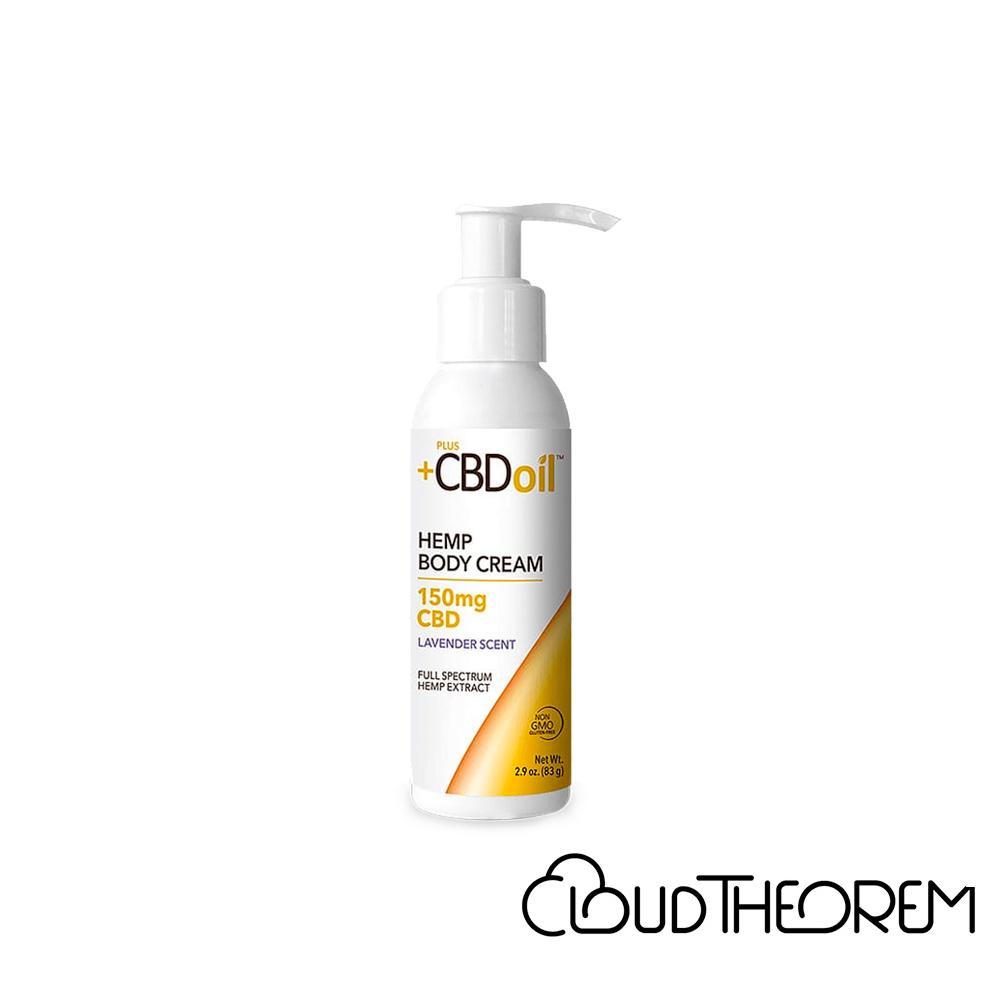 PlusCBD Oil CBD Topical Gold Body Cream Lavender Lab Report