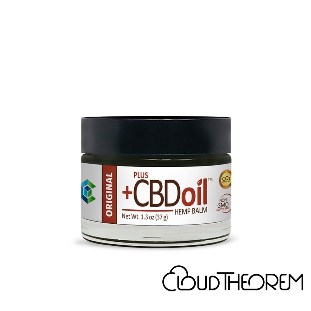 PlusCBD Oil CBD Topical Original Raw Balm Lab Report